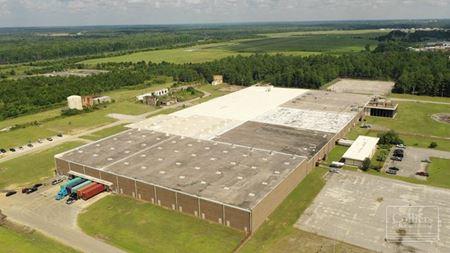 Multimodal Industrial Space for Sale or Lease - Orangeburg