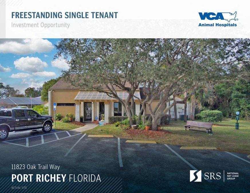 Port Richey FL - VCA Animal Hospital