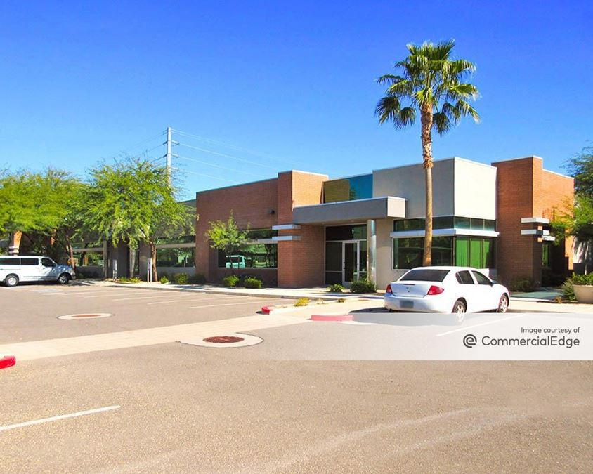 Chandler Center Commons - Buildings F-G & I-K