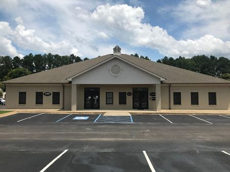 Parkway Centre Professional Office Building | Oxford, MS - Oxford