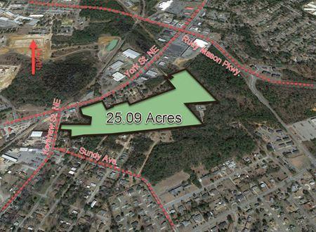 Aiken Development Land - 25 AC - Aiken