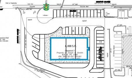 ±6,000 SF of Proposed Retail Space in Gaffney - Gaffney