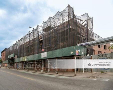 121 Morgan Avenue & 395 Johnson Avenue - Brooklyn