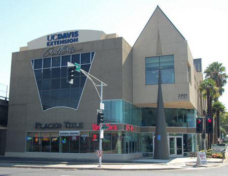 Sutter Square Galleria - Sacramento
