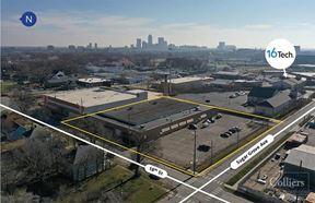 Downtown Industrial Building — Near 16 Tech Development