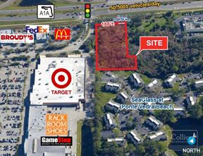2.07± Acres at Entrance to Ponte Vedra