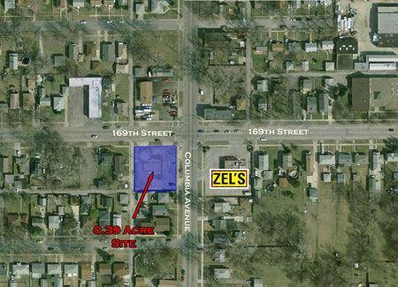 Corner Lot on 169th & Columbia Ave - Hammond
