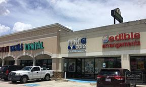 For Lease | Retail Center - Houston