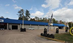 Retail Space on Cypress North Houston Road