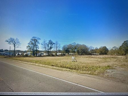 4.66 Acres Airport Road - Hammond