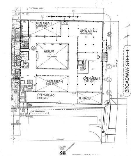 Prime Downtown Fresno Retail/Office Spaces Available - Fresno