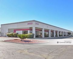 Ruthrauff Commerce Center - Tucson