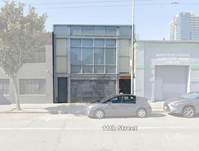146 11th Street - 3,600 SF Creative Building for Lease