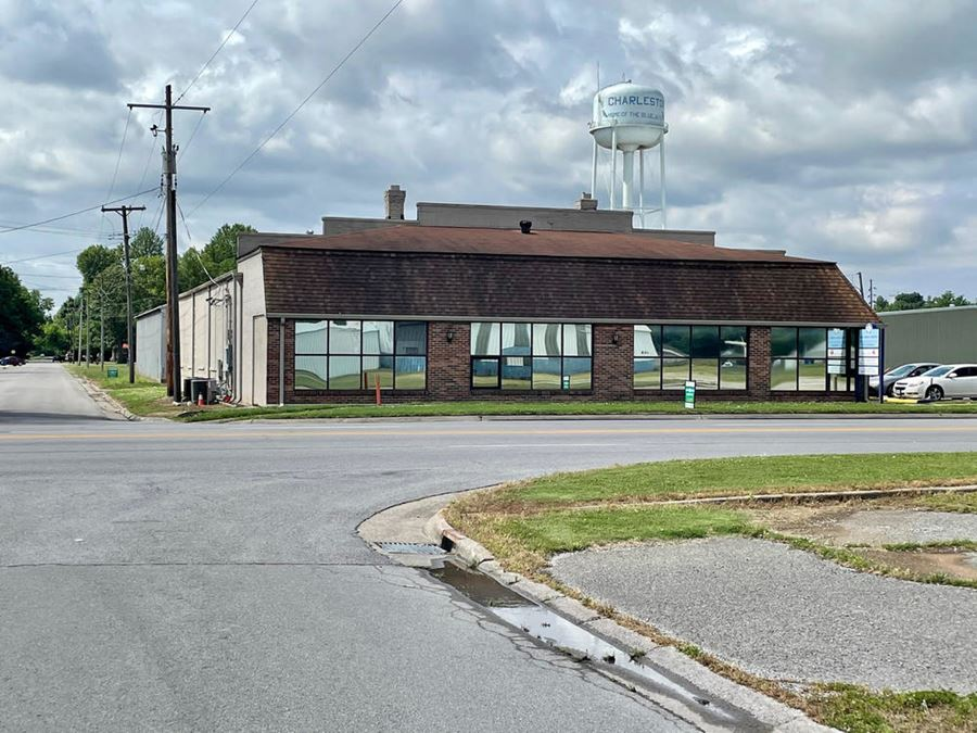 Office Building and Shop For Sale