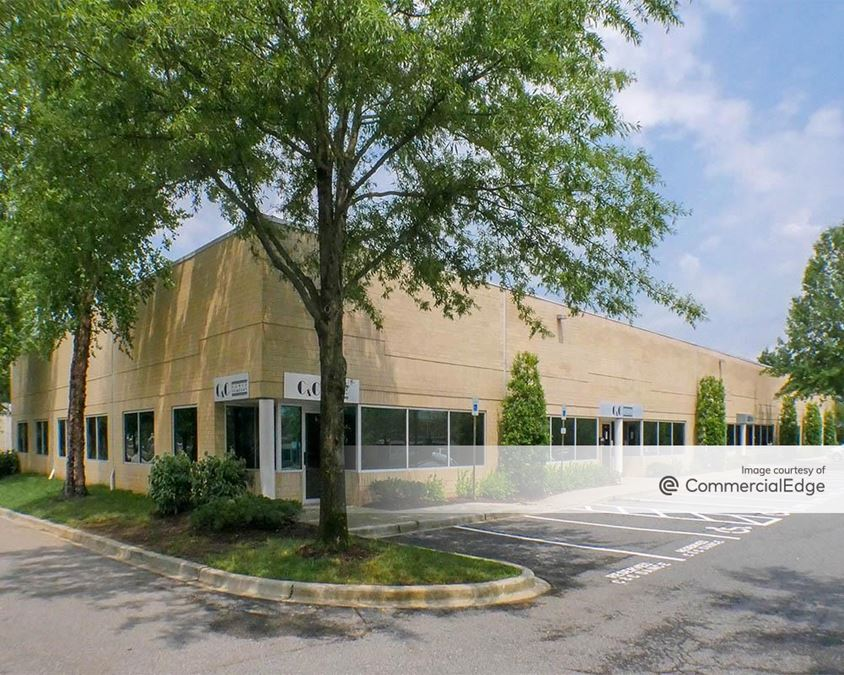Melford Town Center - 4861 & 4891 Tesla Drive