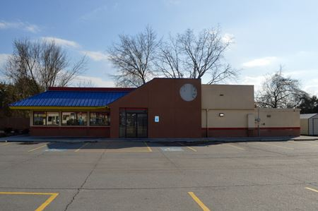 Second Generation QSR & Commercial Parcel - North Little Rock