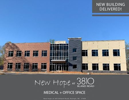 New Hope at 3810 Bland - Raleigh