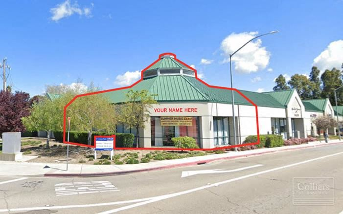 STRIP RETAIL SPACE FOR LEASE