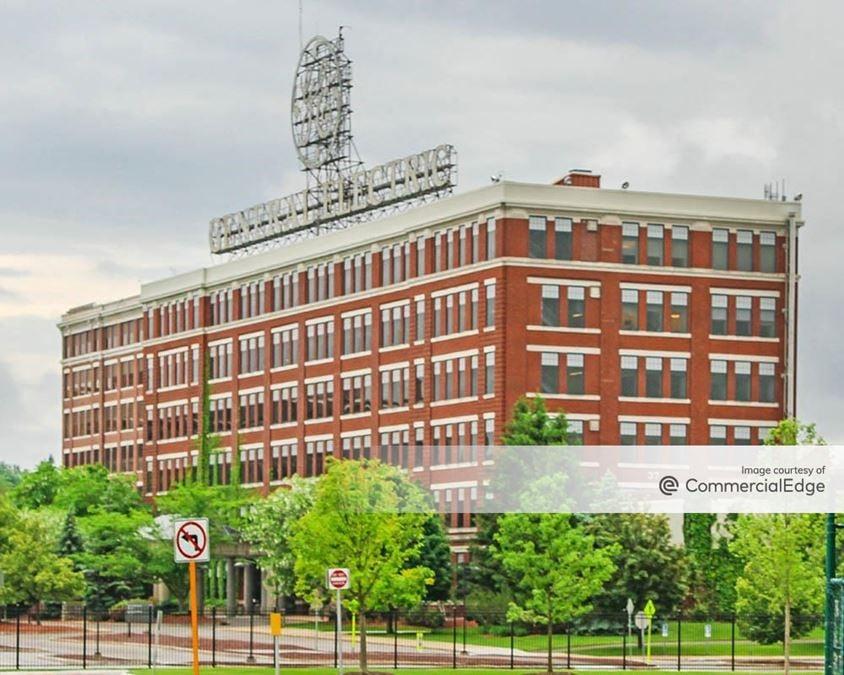 GE Schenectady Campus - Building 37