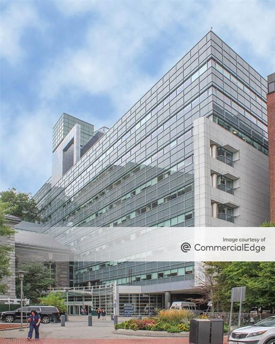 Massachusetts General Hospital - Yawkey Center For Outpatient Care