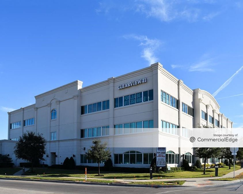 Baylor Scott & White Medical Center Grapevine - Clearview II