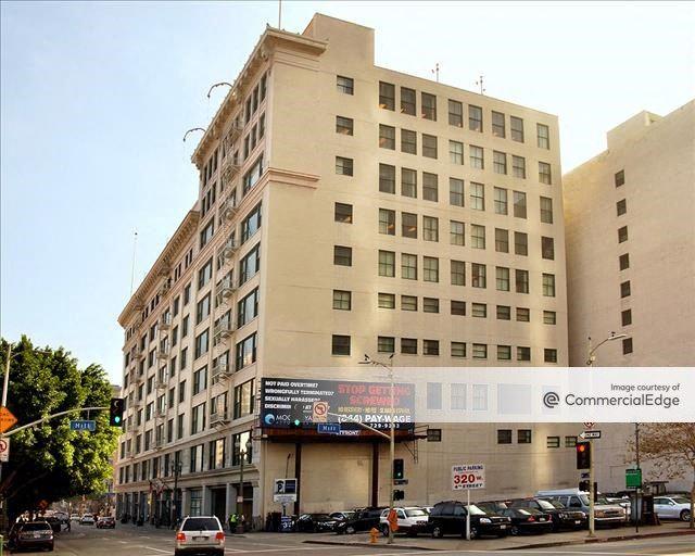 Junipero Serra Building