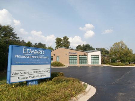 Stand Alone Medical Office For Sale   Health System Anchor   10% Cap - Warrenville