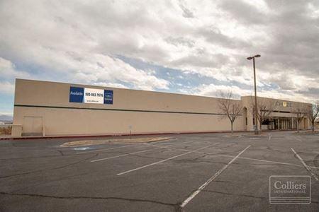 Junior Anchor Position for Lease - Albuquerque