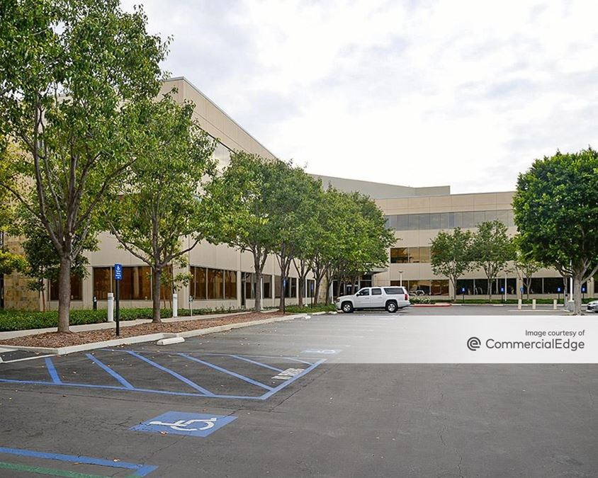 Sand Canyon Business Center - Building C