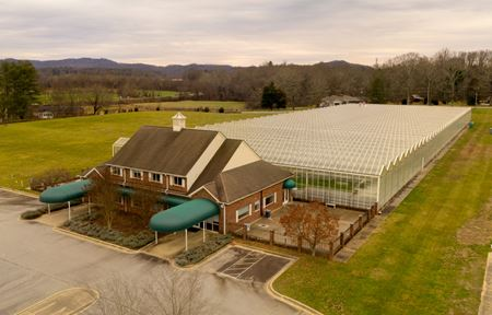 Office Building For Lease on Greenhouse Property - Mills River