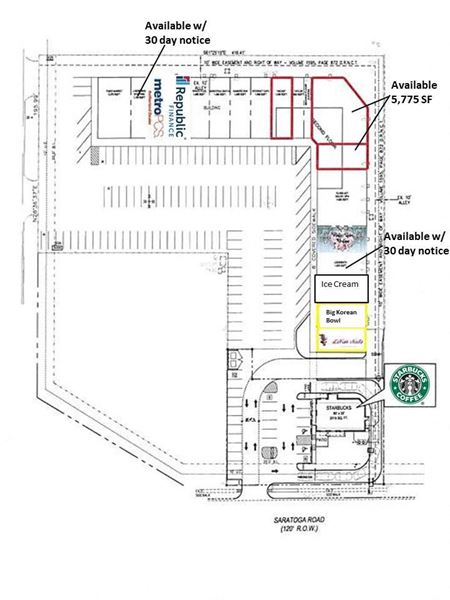 Cedar Stone Shopping Center - Corpus Christi