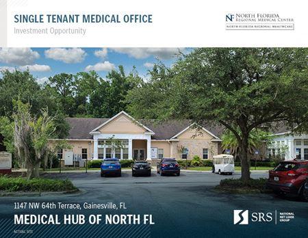 Gainesville, FL - North Florida Regional Medical Center - Gainesville