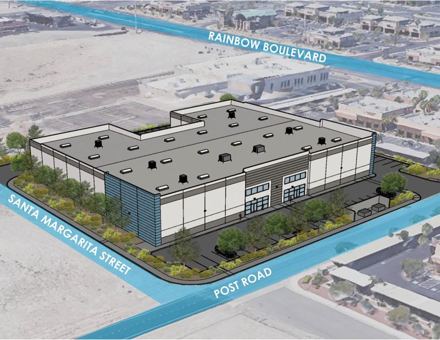 Class A Industrial Building For Lease