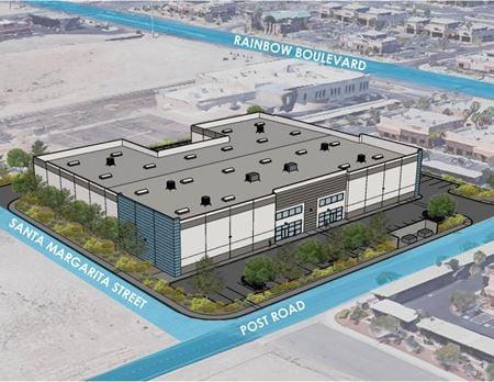 Class A Industrial Building For Lease - Las Vegas