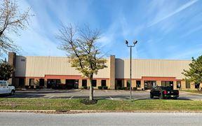 12,800 SF Warehouse Facility