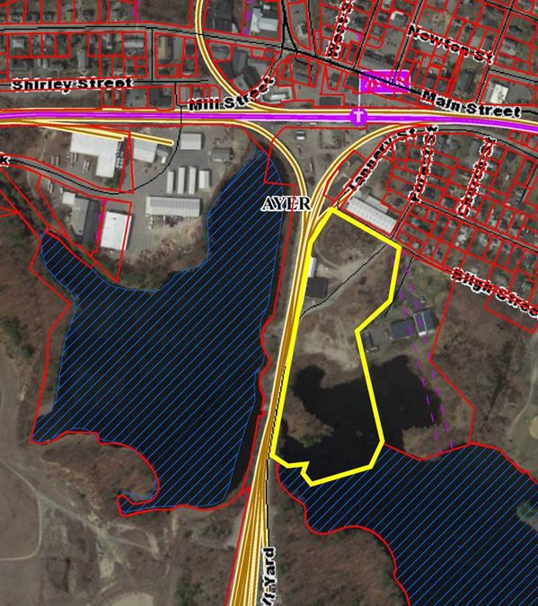 Build to Suit Industrial Complex Ground Lease