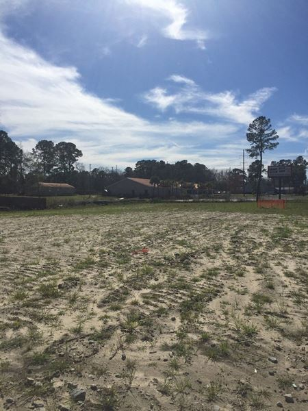 Pad Ready - Commercial Land - Ladson