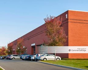 Eight-A Corporate Centre - 1 & 3 Corporate Drive - Cranbury