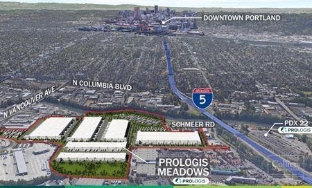 For Lease > Prologis Meadows, Building E - Portland