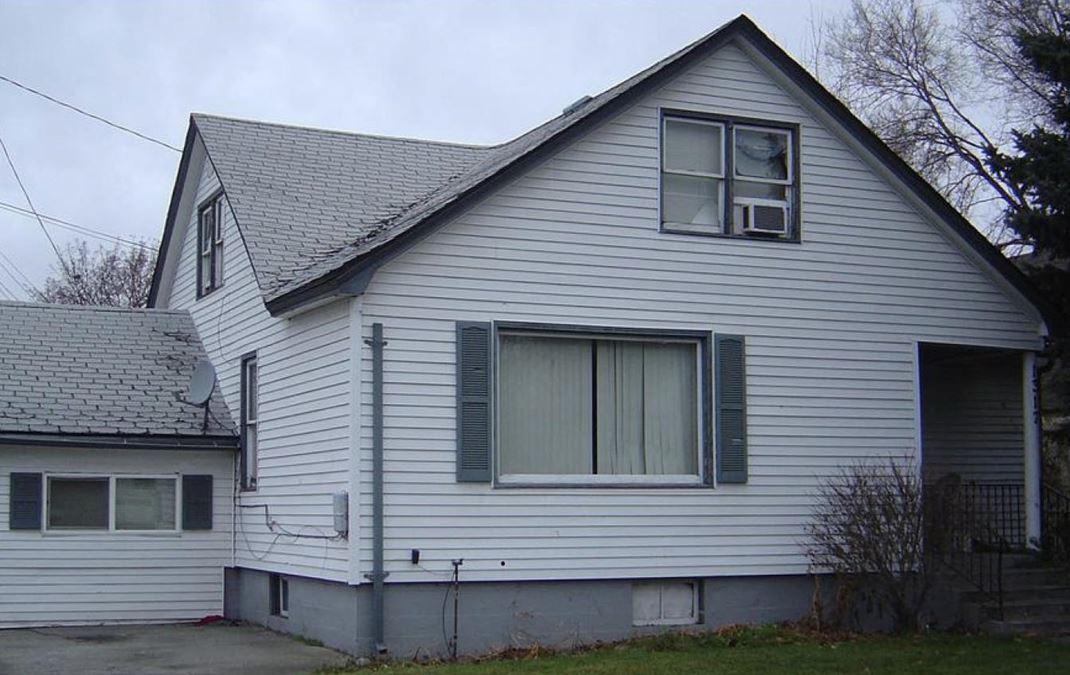 100743 . 5 Home SFR Spokane WA