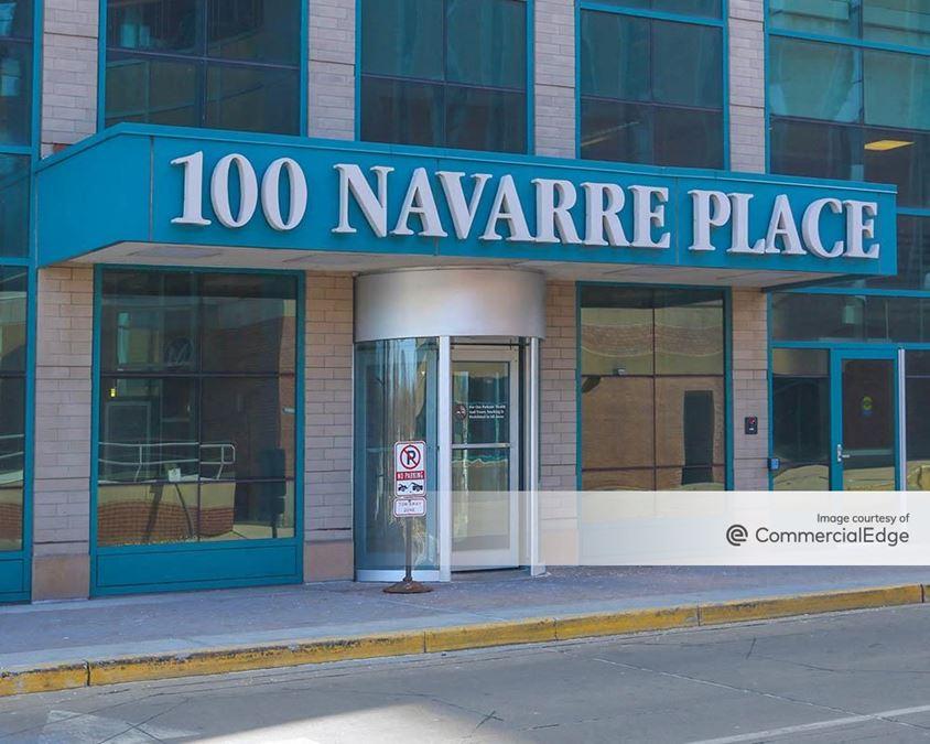 Memorial Hospital - 100 Navarre Place