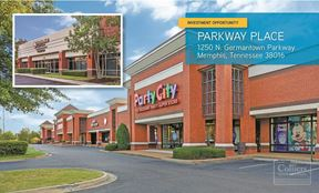 INVESTMENT OPPORTUNITY - Parkway Place, 1250 N. Germantown Parkway, Memphis, Tennessee 38016 - Memphis