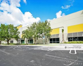 Coral Springs Commerce Center I - Building B - Coral Springs