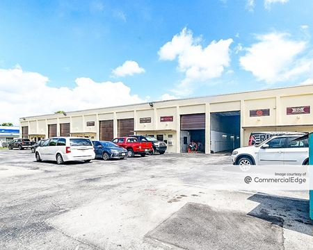 Palmetto Lakes Industrial Park - 5220-5279 NW 161st Street & 5232-5288 NW 163rd Street - Hialeah
