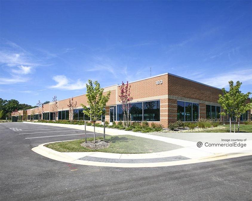 Annapolis Corporate Park - 181-185 Harry S. Truman Pkwy
