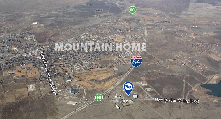 1205 Highway 20 Yard Space