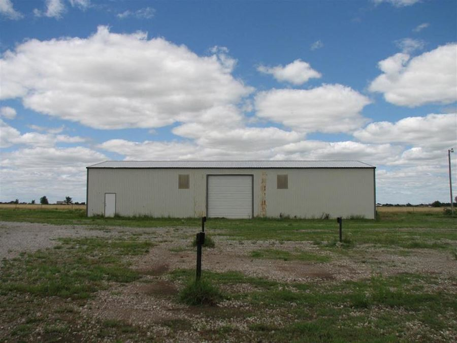 18,800 SF of Industrial Space on 6.35 AC