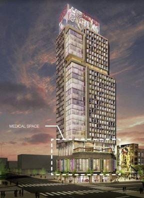 New Construction Retail Space on Broad St & Spring Garden St - Philadelphia