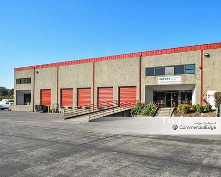 16th Avenue Industrial Building - Seatac