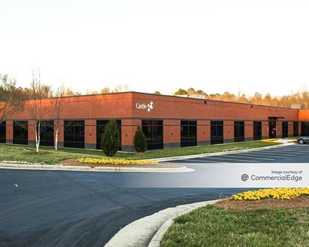 Aerial Center Executive Park - 6001 Hospitality Court - Morrisville